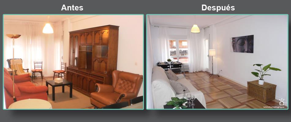 ¿Dónde querría vivir un treintañero, en el piso de antes o en el de después?